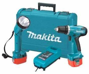 Дрель акк Makita 6261DWPLE